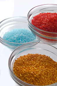 Custom Colored Polymers