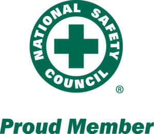 Proud Member National Safety Council